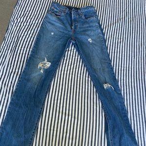 Levi's 501 jeans woman W25 L32